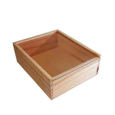 studio-blomma - Encontre diversos tamanhos e variações de caixas de madeira de reflorestamento. Personalização a partir de 20 unidades mediante orçamento.