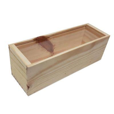 Studio Blomma - Caixa base de madeira