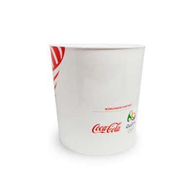 mr-cooler - Balde de Pipoca 2,5 litros com Impressão em IML