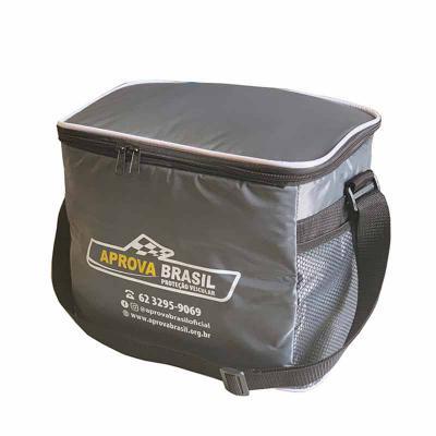 mr-cooler - Bolsa Térmica com Bolso em Telinha