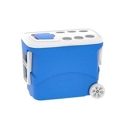 mr-cooler - Caixa Térmica 50 litros com rodas