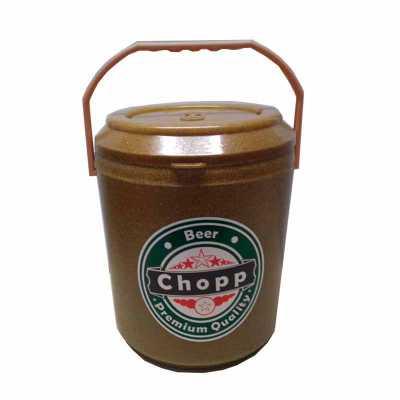 Cooler Ecológico feito com fibra de coco. - MR Cooler