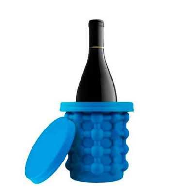 Cooler Individual para Garrafa de Bebida em Silicone - MR Cooler