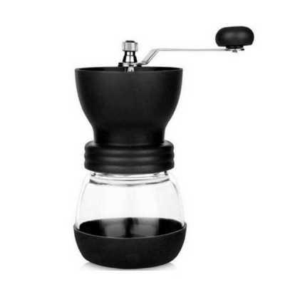 Moedor de Café Manual em Vidro Profissional Personalizado