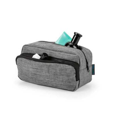 mr-cooler - Nécessaire. 300D de alta densidade. Com pega e bolso frontal. Interior forrado. 220 x 115 x 115 mm