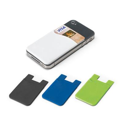 Porta Cartão em Silicone