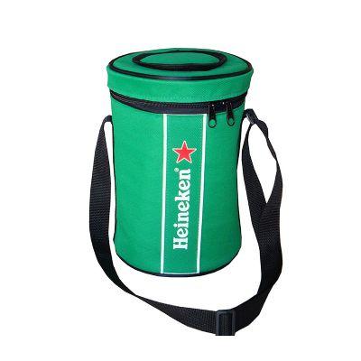 MR Cooler - Capa Térmica para Keg Heineken