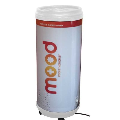 MR Cooler - Cooler elétrico personalizado.
