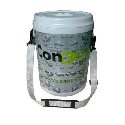 MR Cooler - Cooler térmico para 8 latas.