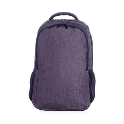 mr-cooler - Mochila de Nylon com compartimento para notebook e detalhes neoprene.  Possui compartimento grande com dois bolsos internos; compartimento frontal com...