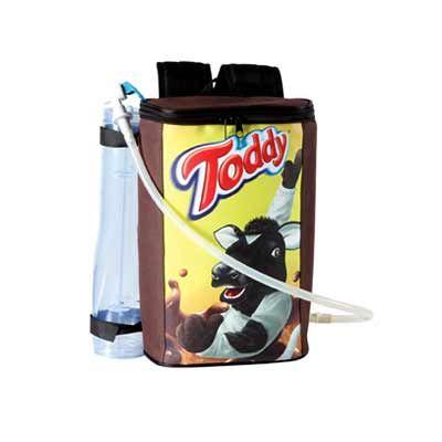 mr-cooler - Mochila Térmica para Degustação