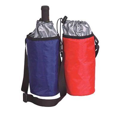 mr-cooler - Porta-vinho em nylon personalizado.