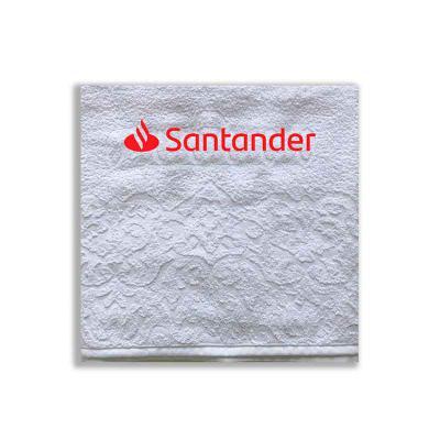 Toalhas de rosto 100% algodão personalizadas em silk ou bordado. - New Life Brindes e Confecções