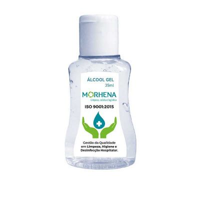 new-life-brindes-e-confeccoes - Gel antisséptico