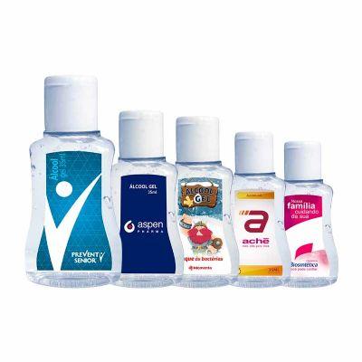 New Life Brindes e Confecções - Álcool gel