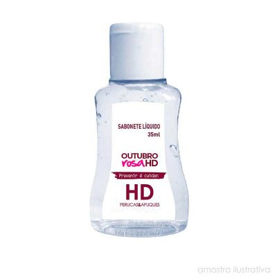 New Life  Brindes e Confecções - Sabonete líquido personalizado