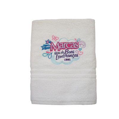 New Life  Brindes e Confecções - Toalhas banho promocional.