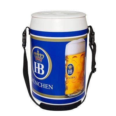 Promozionale Brindes - Cooler plástico personalizado.