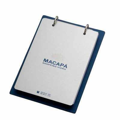 Capa Aluminio: 130 x 165 mm, contra capa cartão revestido com papeis especiais. Miolo: 85 x 140 m...
