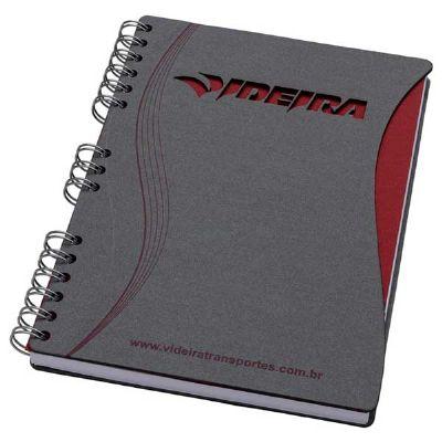 Vintore Brindes Especiais - Caderno m capa cartão