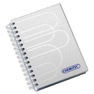 Vintore Brindes Especiais - Caderno capa alumínio