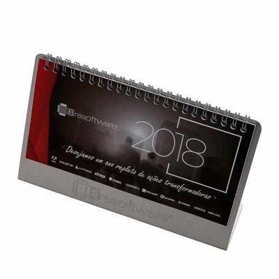 Calendário Base Alumínio 101AL