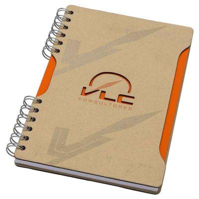 Vintore Brindes Especiais - Caderno P Capa Cartão
