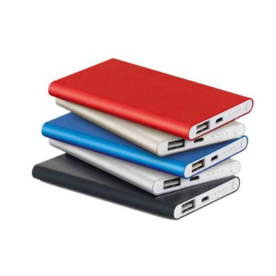 Vintore Brindes Especiais - Bateria portátil Slim