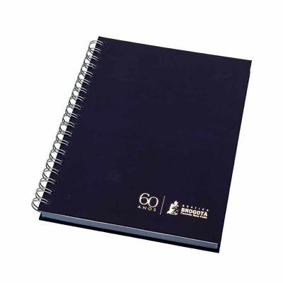 - Capa 180 X 250 mm, Contra capa cartão revestido com papeis especiais, Miolo 100 folhas 1 x 1,Papel off-set, dados pessoais padrão e calendários, acaba...
