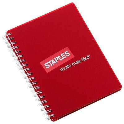 Caderno capa acrílica