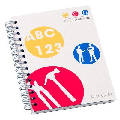 Vintore Brindes Especiais - Caderno capa cartão