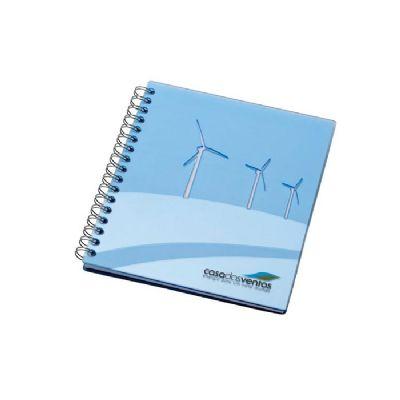 Vintore Brindes Especiais - Caderno de acrílico