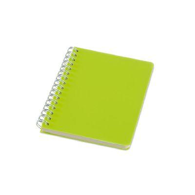 Vintore Brindes Especiais - Caderno capa de plástico