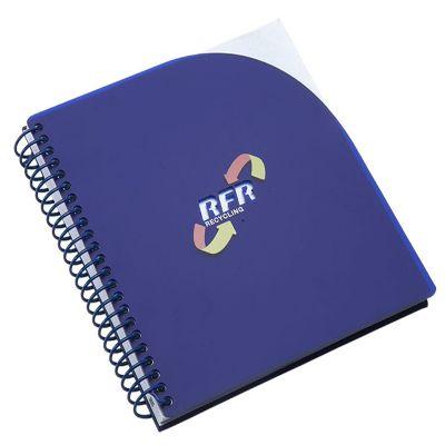 Vintore Brindes Especiais - Caderno capa acrílica com recorte