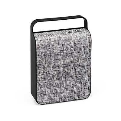 Vintore Brindes Especiais - Caixa de som com microfone