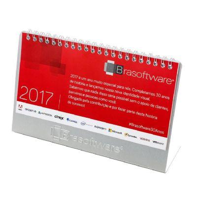 vintore-brindes-especiais - Calendário de alumínio