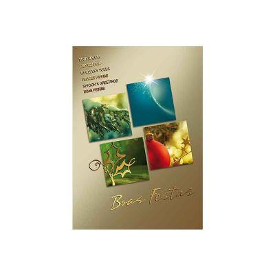 Vintore Brindes Especiais - Cartão de natal