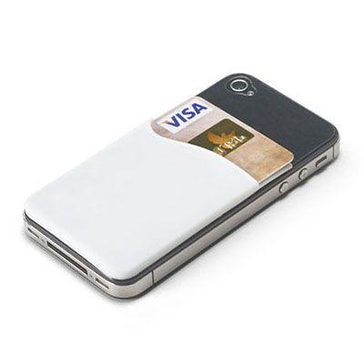Vintore Brindes Especiais - Porta cartões para smartphone.