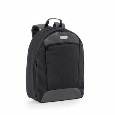 """Mochila para notebook 600D2Tone e 300D Compartimento para notebook 14"""" com interior forrado e alm..."""
