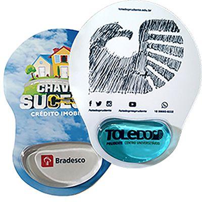 Mouse pad ergonomico. - Completa Promo