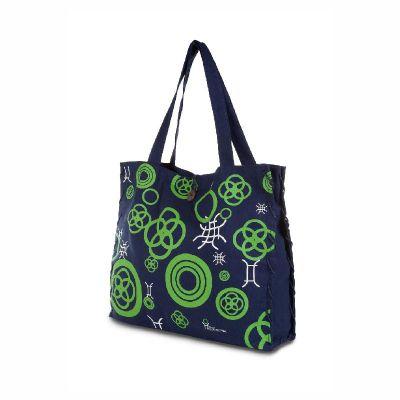 Pró Verde Confecções - Sacola ecológica em lona pet. Pró Verde já produziu mais de 3 milhões de sacolas ecológicas.