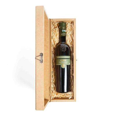 amelio-gourmet - Azeite extra virgem português com caixa de madeira