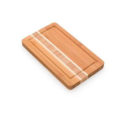 Tábua de Bambu personalizada - Amélio Presentes