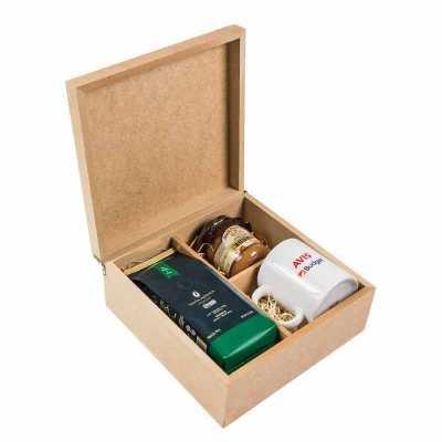 Kit Café Personalizado e doce de leite - Amélio Presentes