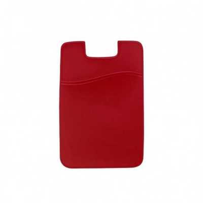 Adesivo Porta Cartão Emborrachado para Celular - Amélio Presentes