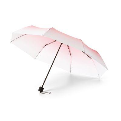vigui-promo - Guarda-chuva dobrável personalizado com 5 opções de cores