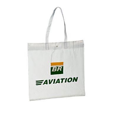 vigui-promo - Sacola de PVC personalizada
