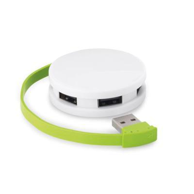 Gift Mais Promocional - Hub USB está disponível em várias cores e é uma ótima opção de brinde para o seu cliente. Um produto perfeito para uma ação promocional. Confira aqui!