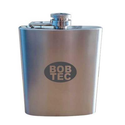 royal-laser - Cantil de aço inox de bolso para Whisky. Personalização da logomarca a laser. Despachamos com frete pago para todo o Brasil