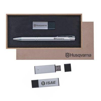 royal-laser - Kit com 02 peças e estojo de MDF
